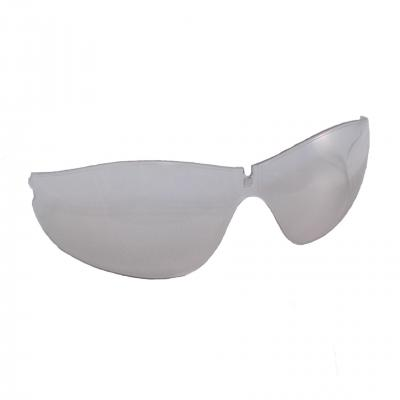 Face de rechanche pour lunette de securite correctrice