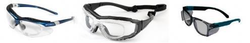 Lunettes de protection à la vue