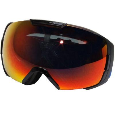 Masque de ski a la vue noir 1