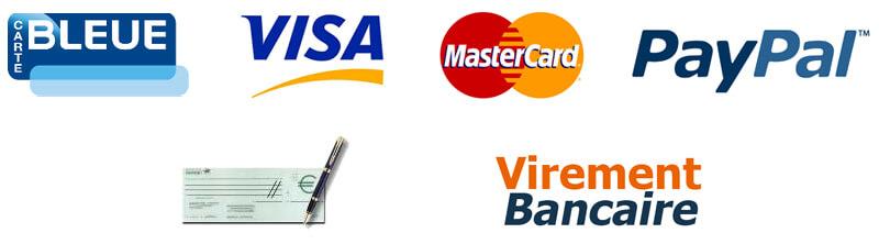 Moyens de paiements visionalis