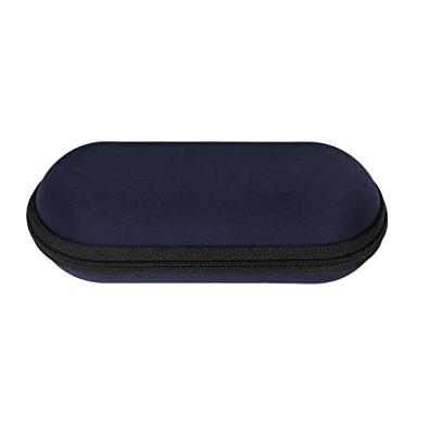 Boitier zip bleu