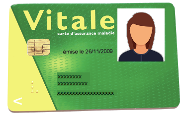 Carte vitale opticien