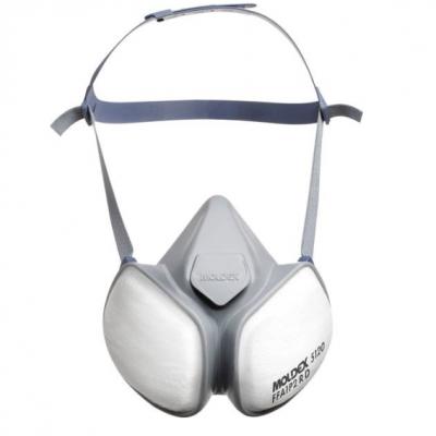 Demi-masque respiratoire Compact Mask