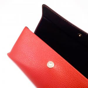 Etui a lunettes guess rouge