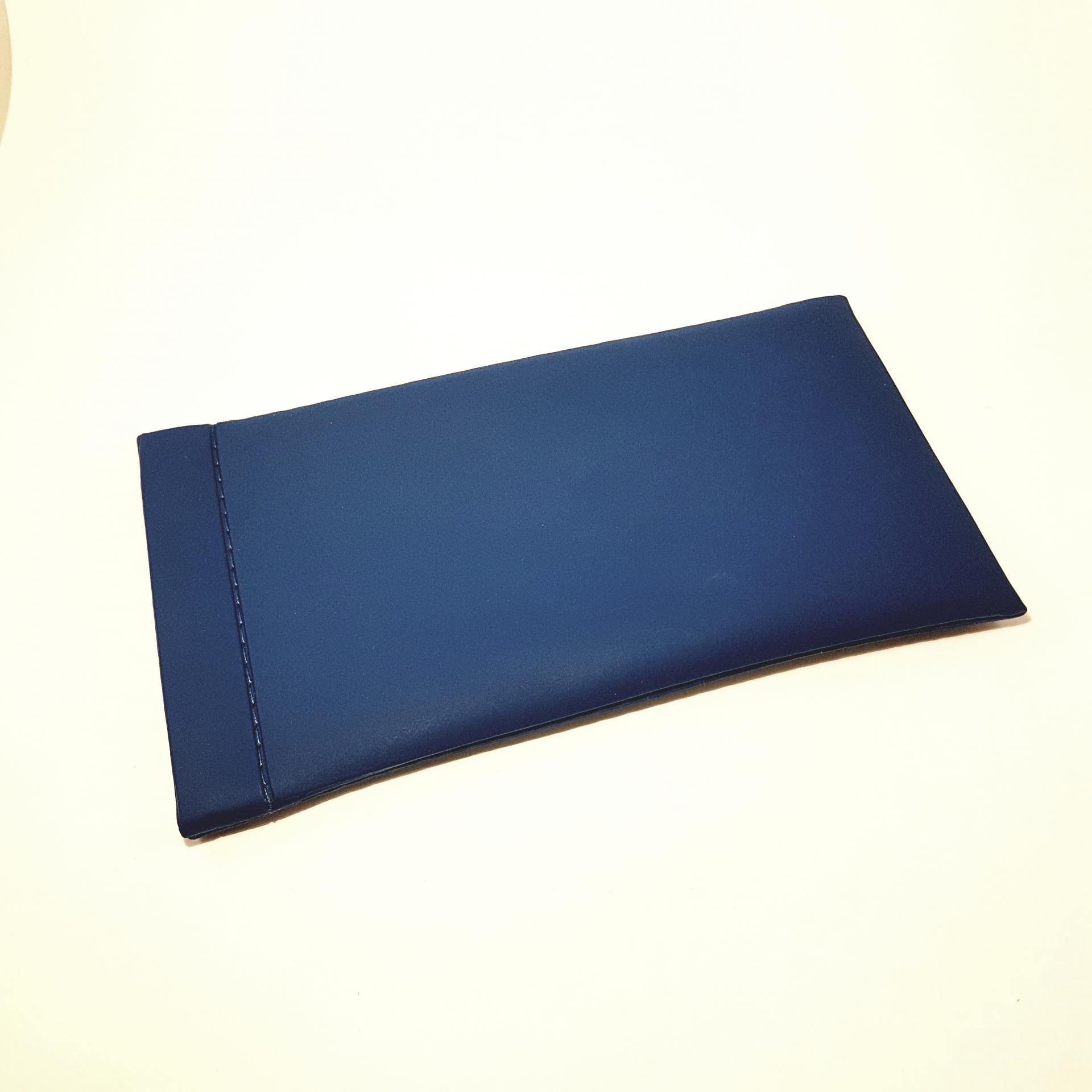 Etui clap bleu