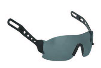 Evospec lunette retractable foncee