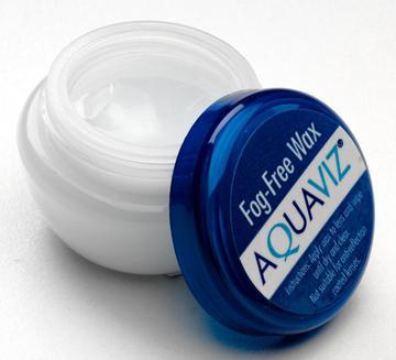 Fog free wax