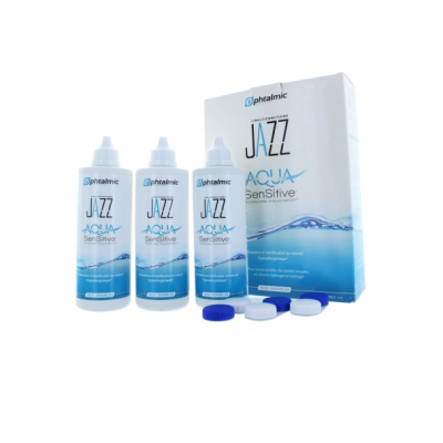 Jazz aqua sensitive PACK