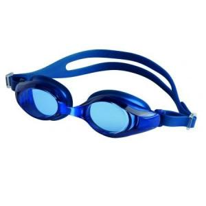 Lunette de natation a la vue v500 bleu