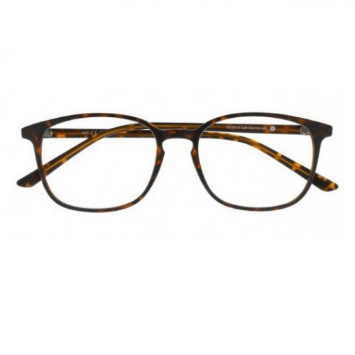 Lunette lumiere bleu oblue carre xl ecaille