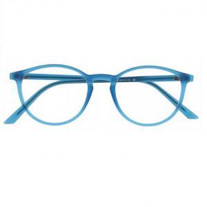 Lunette lumiere bleu oblue rond m bleu