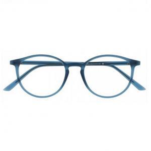 Lunette lumiere bleu oblue rond xl bleu