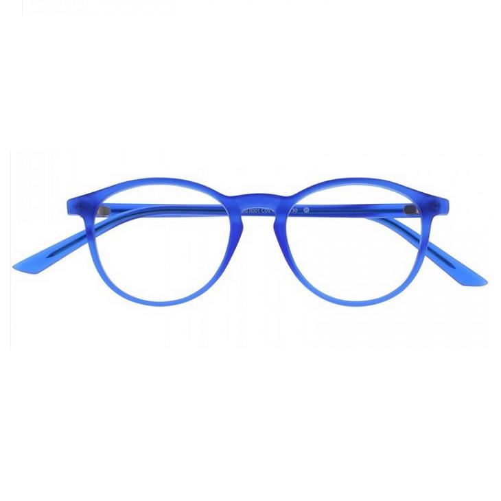 Lunette lumiere bleu oblue rond xs bleu
