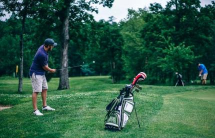 Lunettes de golf