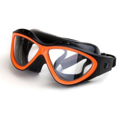 Lunettes Aquavisio Pro Noir/Orange