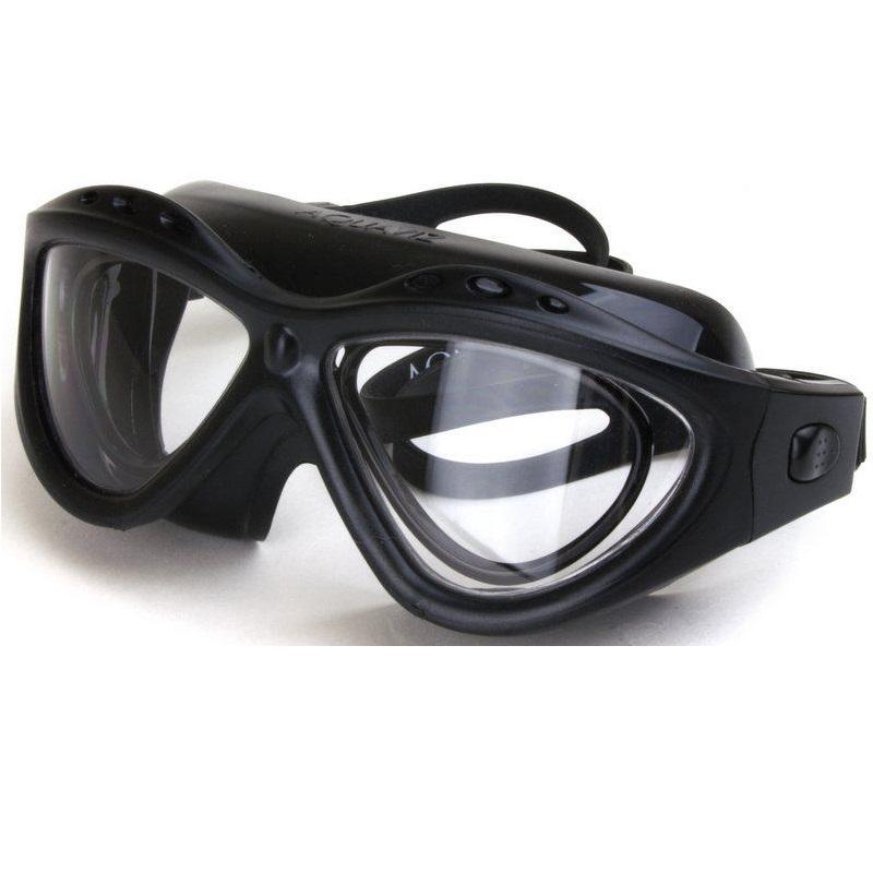 Lunettes de natation avec insert optique