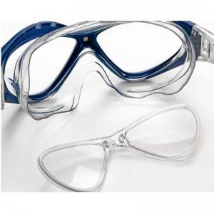 Lunettes de natation avec kit optique