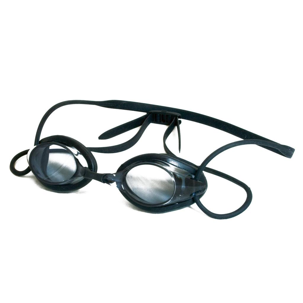 Lunettes de natation correctrices a la vue