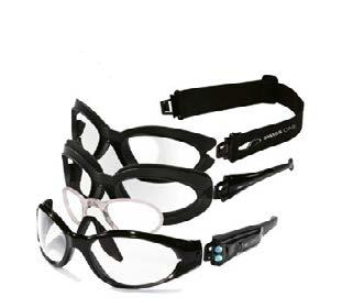 Lunettes de protection a la vue matrix