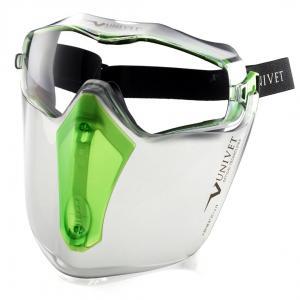 Lunettes masque visiere 6x3