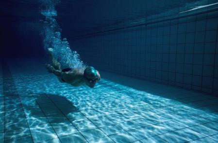 Lunettes natation