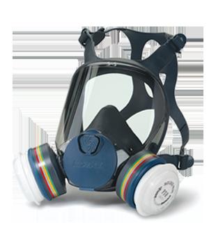 Masque de protection Complet 9000
