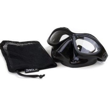 Masque de plongee avec kit optique pro