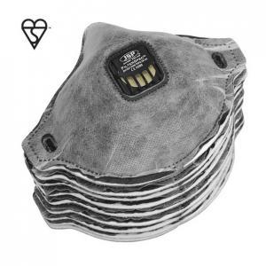 Masque de remplacement fmp2 v anti odeur pour filterspec