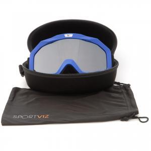 Masque de ski à la vue 1