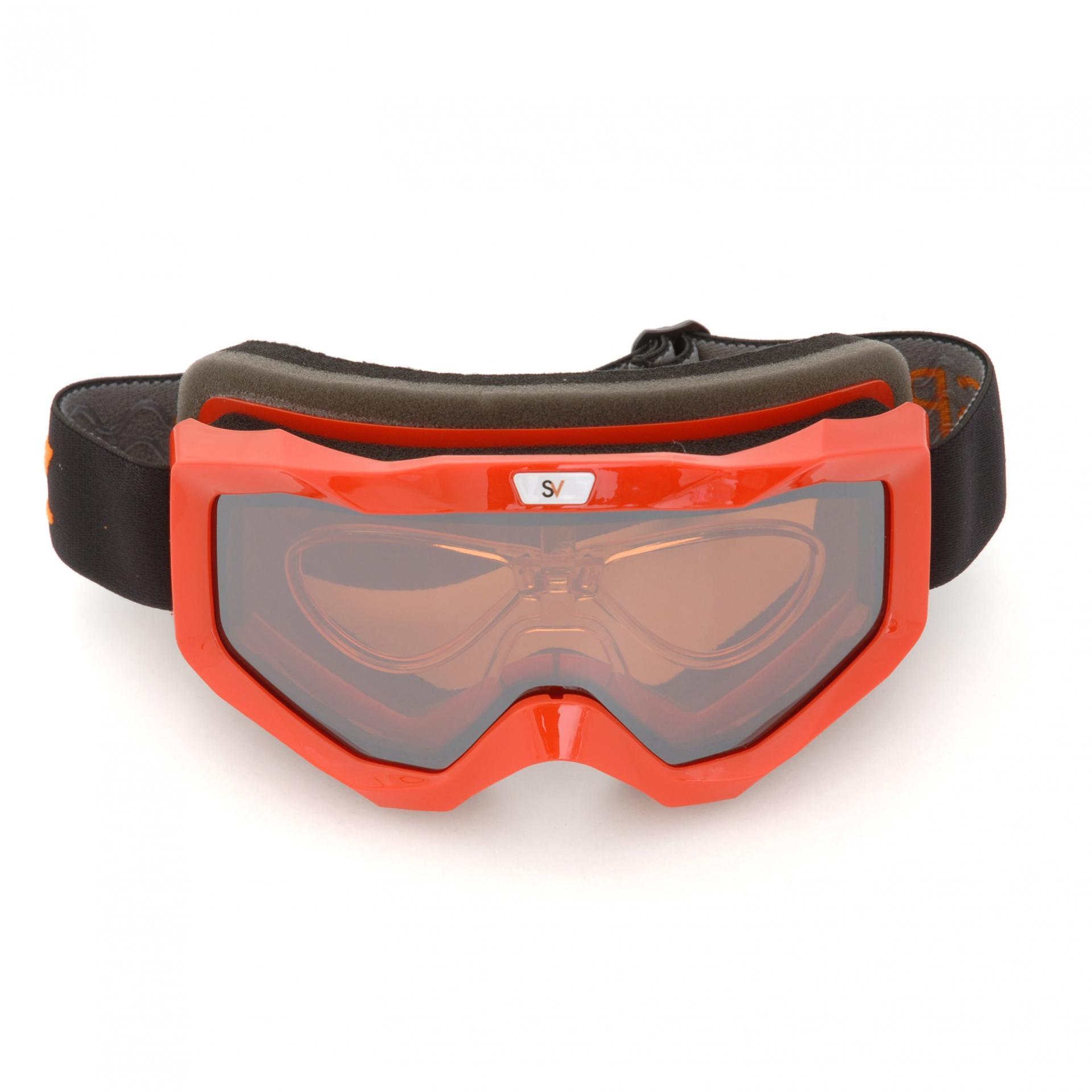 Masque de ski a la vue 3