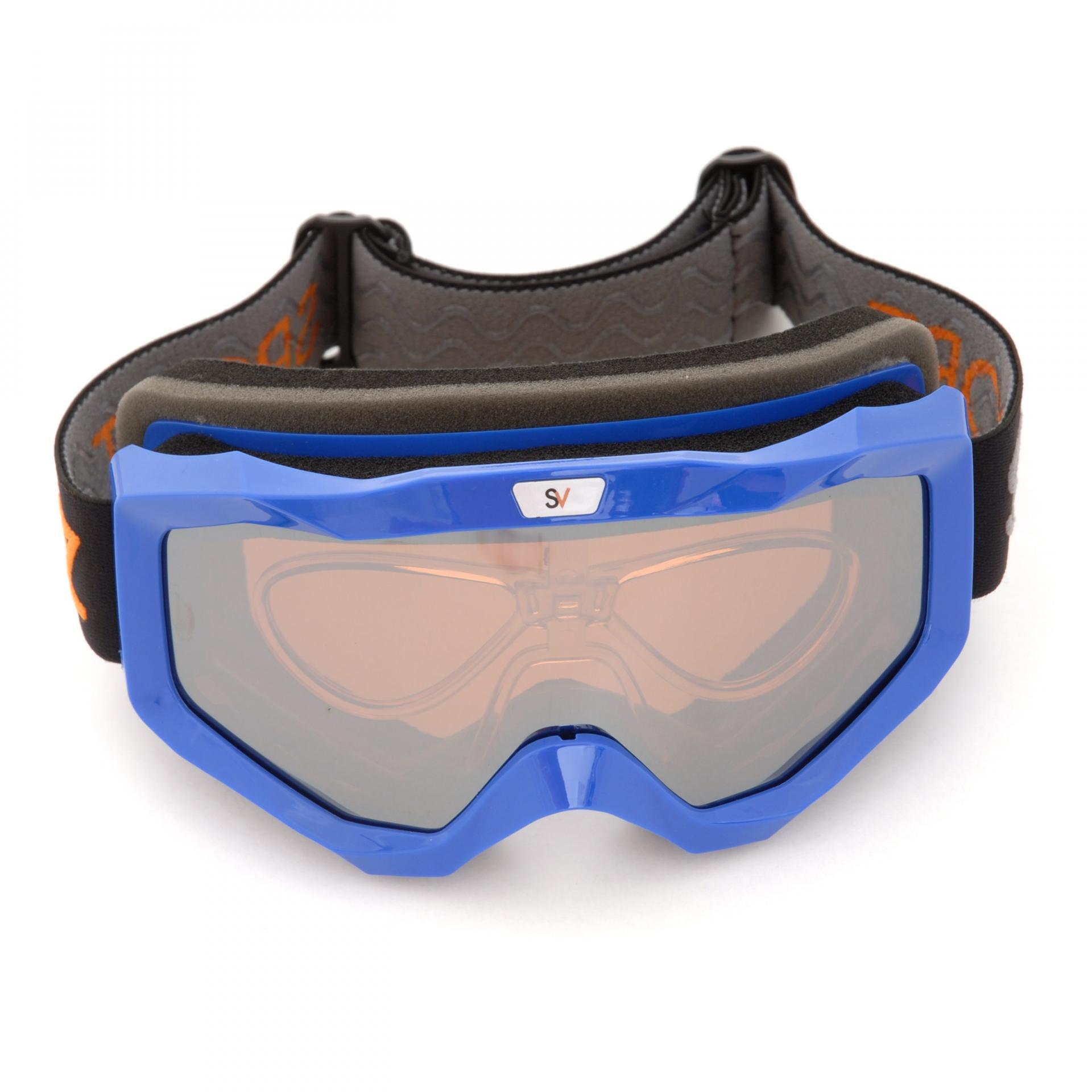 Masque de ski correcteur
