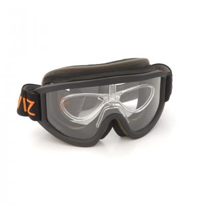 Masque TACTICAL transparent