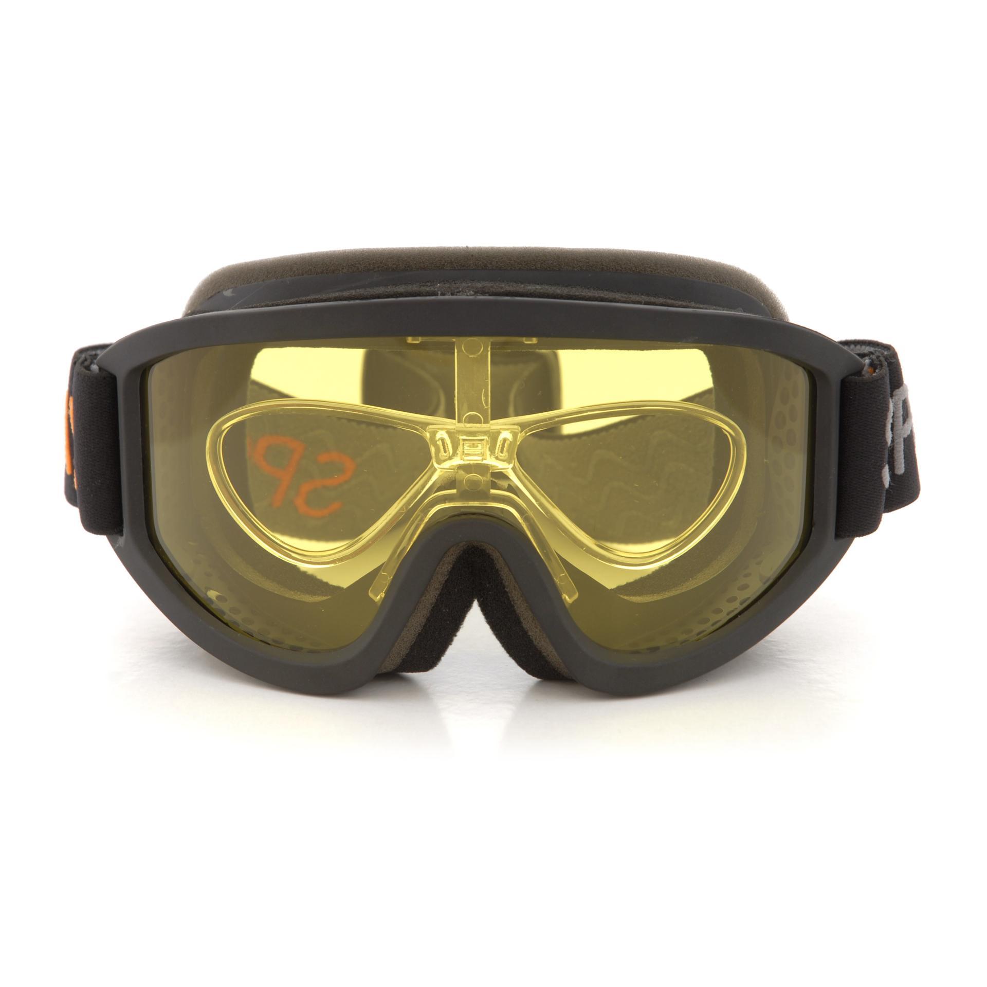 Masque pour porteur de lunettes