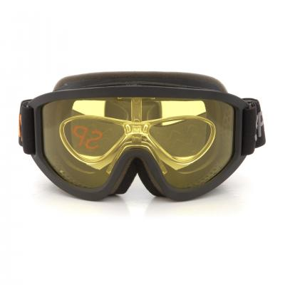 Masque TACTICAL jaune