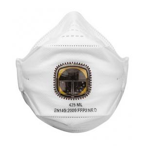 Masque respiratoire jetable valve springfit