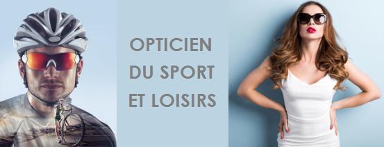 Opticien du sport