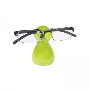 Porte lunette bonhomme vert