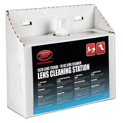Produits nettoyant pour lunettes de protection
