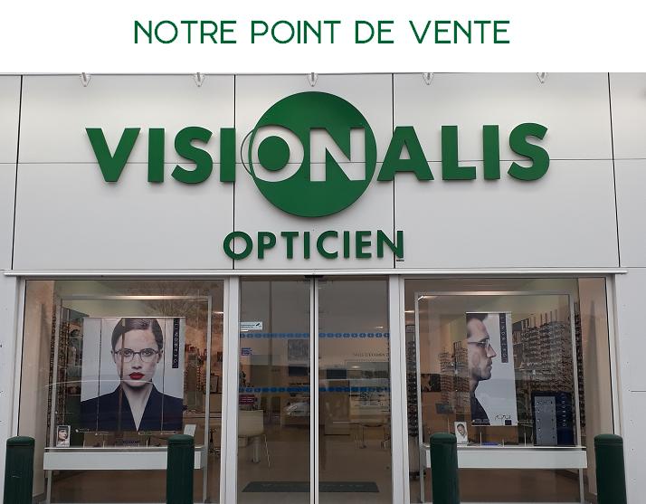 Visionalis point de vente